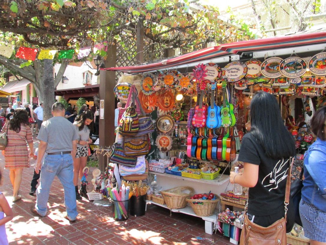 Some of these vendors have been passed down generations and around for as long as the plaza has stood.