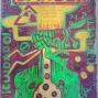 2015 Gouache, pastel on cardboard 16x20