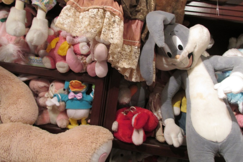 My favorite Bugs Bunny in the house (And is that Donald Duck in the left?)