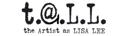 THE ARTIST AS LISA LEE