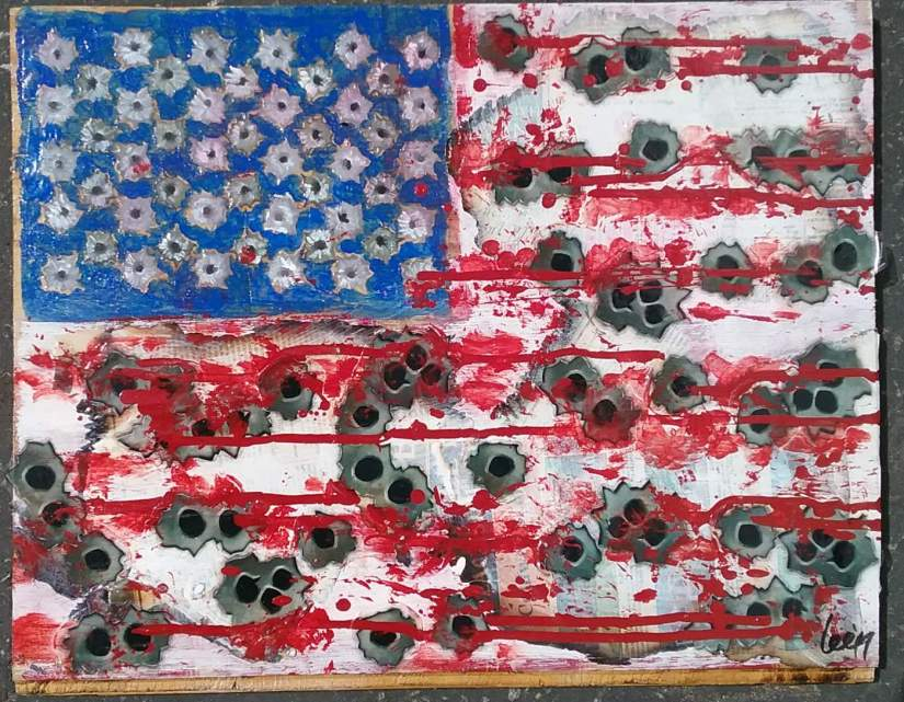 bulletflag
